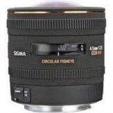 Sigma 4.5mm f/2.8 EX DC HSM - Cameraland Sandton