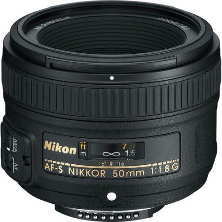 Nikon AF-S 50mm f/1.8G – Cameraland Sandton