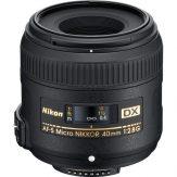 Nikon AF-S 40mm f/2.8G Macro - Cameraland Sandton