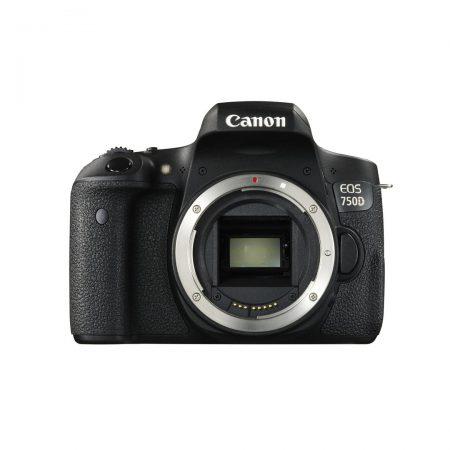 Canon 750D DSLR Camera Body – Cameraland Sandton