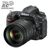 Nikon D750 +24-120mm