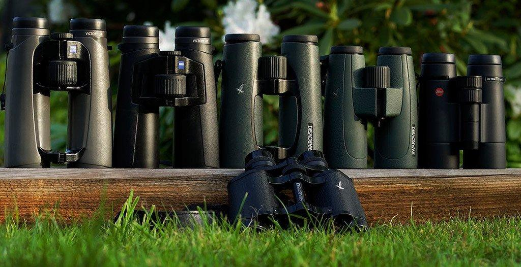 Understanding different binoculars