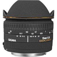 Sigma 15mm f/2.8 EX DG Diagonal Fisheye - Cameraland Sandton