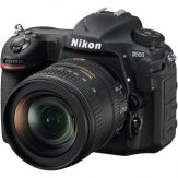 Nikon D500 DSLR Camera with 16-80mm Lens - Cameraland Sandton