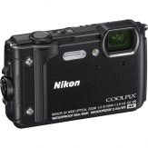 Nikon COOLPIX W300 Digital Camera (Black) - Cameraland Sandton