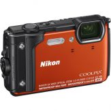 Nikon COOLPIX W300 Digital Camera (Orange) - Cameraland Sandton