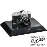 Nikon 100th Anniversary Miniature Nikon F Camera7 copy