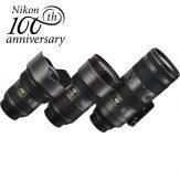 Nikon 100th Anniversary NIKKOR Triple f:2.8 Zoom Lens Set13