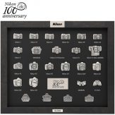 Nikon 100th Anniversary Pin Collection3 copy