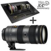 Nikon 70-200 + Inside
