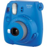 Fujifilm instax mini 9 Instant Film Camera (Cobalt Blue) 1