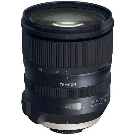 Tamron SP 24-70mm f/2.8 Di VC USD G2 Lens – Cameraland Sandton