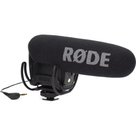 Rode VideoMic Pro With Rycote Lyre Shockmount (3)