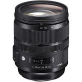 Sigma 24-70mm f2.8 DG OS HSM Art Lens (1)