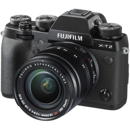 Fujifilm X-T2 Mirrorless + XF 18-55mm Lens – Cameraland Sandton