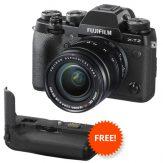 X-T2 + Lens + Grip Cameraland
