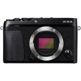 Fujifilm X-E3 Mirrorless Digital Camera Black (2)
