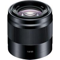 Sony E 50mm F/1.8 OSS Lens - Cameraland Sandton