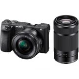 Sony Alpha a6500 Mirrorless Digital Camera With 16-50mm & 55-210mm Lenses Kit - Cameraland Sandton