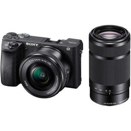 SonyAlpha a6500+16-50mm+55-210mm