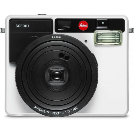 Leica Sofort Instant Film Camera (White) (2)
