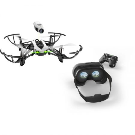 Parrot MAMBO FPV Quadcopter (4)