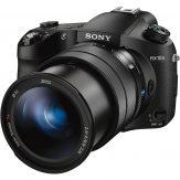 Sony Cyber-shot DSC-RX10 III front left