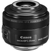 Canon EF-S 35mm f2.8 Macro IS STM Lens (1)
