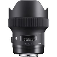 Sigma 14mm f/1.8 DG HSM Art Lens For Canon - Cameraland Sandton