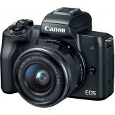 Canon EOS M50 Mirrorless Digital Camera with 15-45mm Lens - Cameraland Sandton