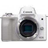 Canon EOS M50 Body - White1