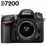 Nikon D7200 Single Lens Kit
