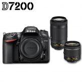 Nikon D7200 Twin Lens Kit
