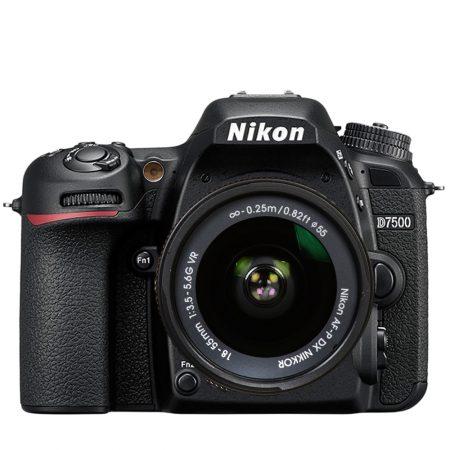 Nikon D7500 – 18-55mm Lens Kit – Cameraland Sandton