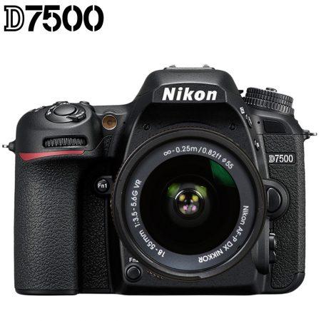 Nikon D7500 Single Lens Kit