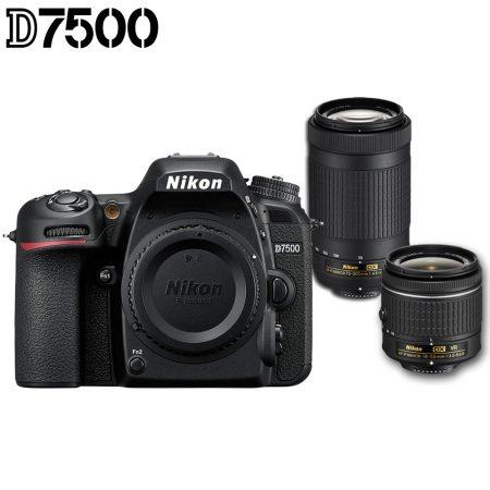 Nikon D7500 Twin Lens Kit