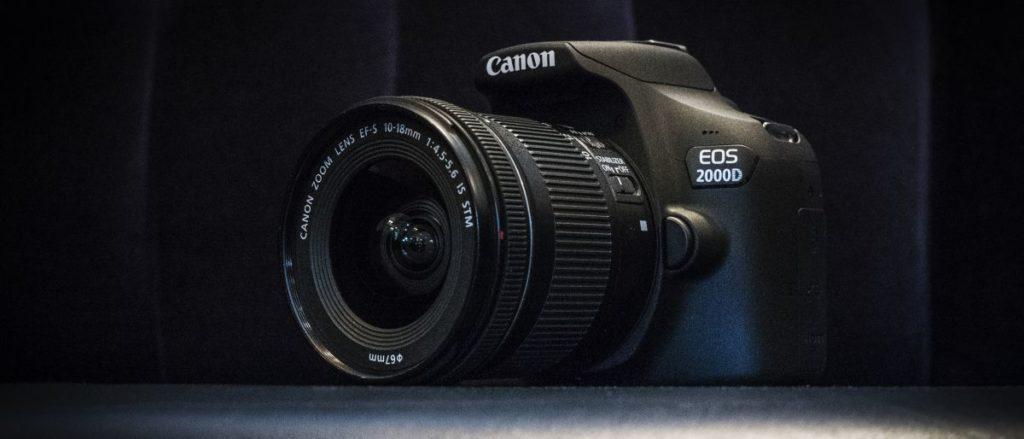 Canon EOS 2000D review | Cameraland Sandton