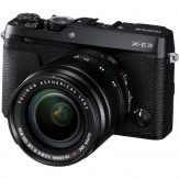 Fujifilm X-E3 Mirrorless + 18-55mm Lens (Black) 1