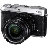 Fujifilm X-E3 Mirrorless + 18-55mm Lens (Silver) 1