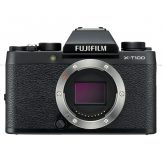 Fujifilm X-T100 Mirrorless (Black)1