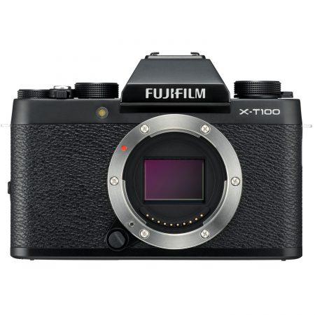 Fujifilm X-T100 Mirrorless (Black) – Cameraland Sandton