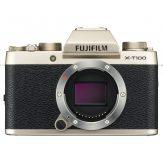 Fujifilm X-T100 Mirrorless (Champagne Gold) - Cameralnd Sandton