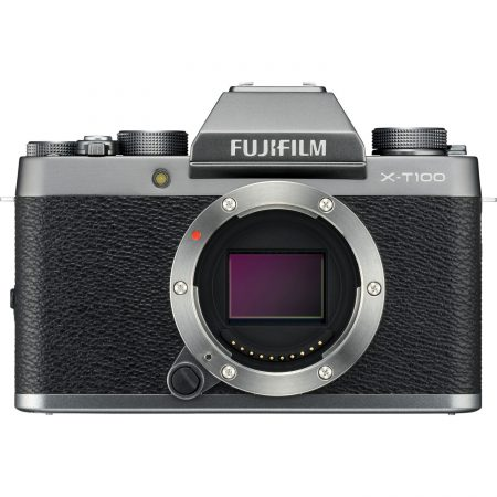 Fujifilm X-T100 Mirrorless (Dark Silver) – Cameraland Sandton