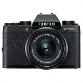 Fujifilm X-T100 Mirrorless With 15-45mm Lens (Black)1