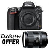 Nikon D750 Combo