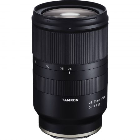 Tamron 28-75mm f 2.8 Di III RXD Lens for Sony E
