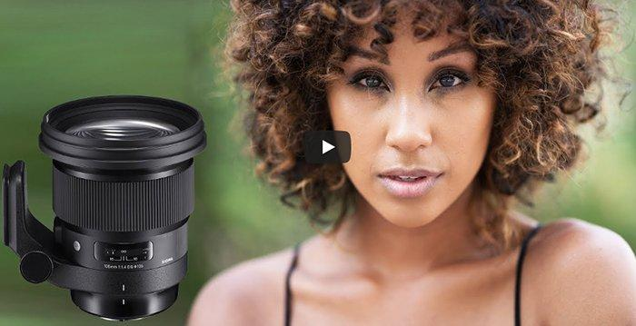 Real-World Review of the 'Bokeh Master' Sigma 105mm f/1.4 Art