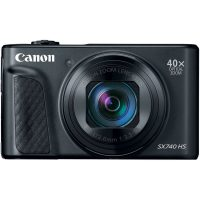 Canon PowerShot SX740 HS (Black) - Cameraland Sandton
