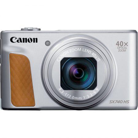Canon PowerShot SX740 HS (Silver) – Cameraland Sandton
