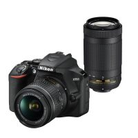 Nikon D3500 with 18-55mm and 70-300mm Lenses | Cameraland Sandton